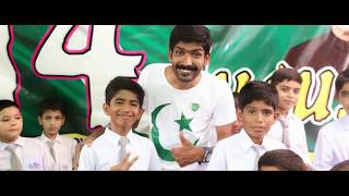 jashn e Azadi | pakistani National songs | independence day | Asghar khoso