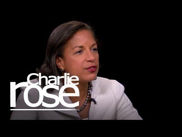 Susan Rice: Netanyahu's  'Destructive' Speech to Congress (Feb. 24, 2015)   Charlie Rose