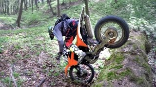 The Beautiful Pain of Enduro