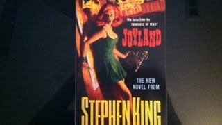 Joyland by Stephen King Book Review [Spoiler Free]