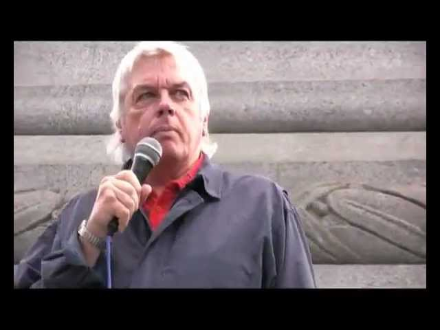 David Icke & Bill Maloney [Anti Child Abuse Activist]