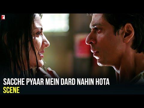 Sacche Pyaar Mein Dard Nahi Hota - Scene - Rab Ne Bana Di Jodi