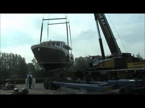 alm trawler christina