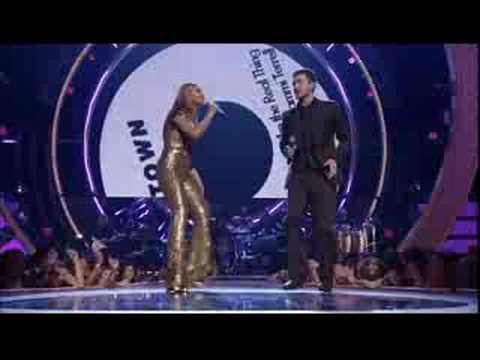 Beyoncé & Justin Timberlake - Ain't Nothing Like the Real Thing (Fashion Rocks 2008) HQ FULL Music Videos