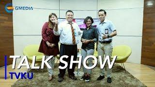 Talk Show TVKU - Job Fair UDINUS 22 by Gmedia