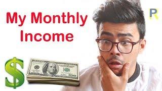 Sabin Karki -Beest   Monthly Income of Sabin Karki Beest