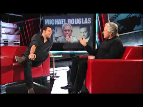 Michael Douglas on George Stroumboulopoulos Tonight: INTERVIEW