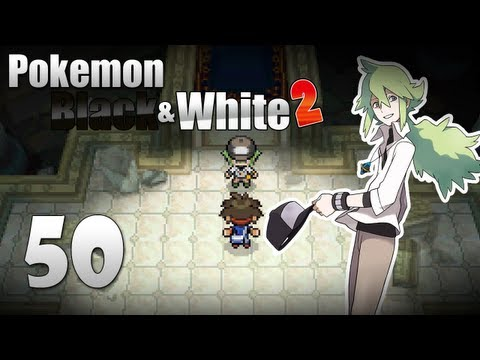Pokémon Black & White 2 - Episode 50 [N's Castle]
