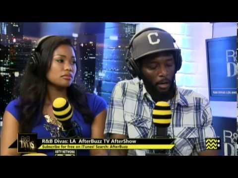R&B Divas: LA After Show Season 1 Episode 9