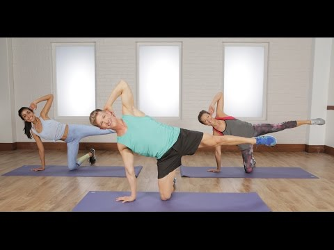 15-Minute Lazy-Girl Booty Workout | Class FitSugar