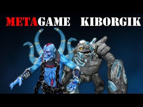 MetaGame,Kiborgik и Команда мечты