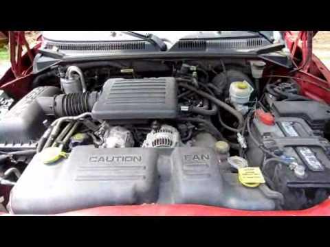 2000 Dodge Dakota 4 7l Engine Youtube