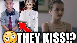 Hayley LeBlanc Has Her FIRST KISS!?
