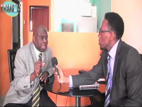 MwTV - Grande Entrevista com Dr.  Makuta Nkondo