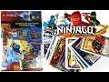 Стартовый набор LEGO Ninjago Коллекция карточек 2016