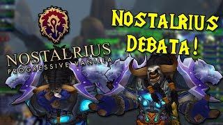 [CZ] WoW: Konec Nostalriusu! (+ Nynější Stav WoWka) - Debata s Atremisem