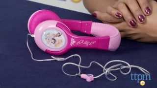 Disney Princess Happily Ever After Princess Headphones from KIDdesigns
