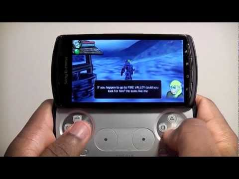 Crusade Of Destiny - Mobile 3D RPG on Xperia Play Playstation Phone Android Game