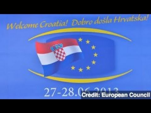 Croatia Becomes 28th EU Member Nation
