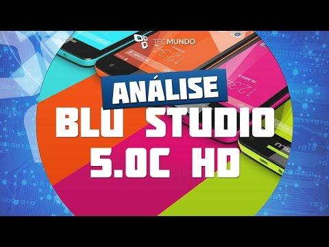 Blu Studio 5.0 C HD [Análise de Produto] - TecMundo