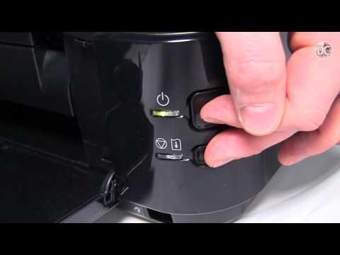 Canon Pixma iP4700 / iP4600 in den Service-Modus schicken