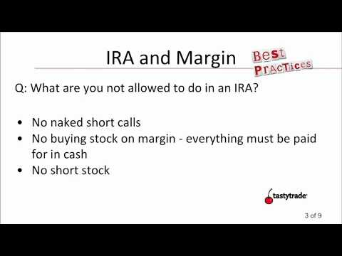 Investment Strategies: IRA vs. Margin Accounts