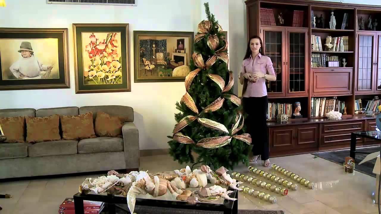 Decoraci n de rboles de navidad 2011 de prati youtube - Decoraciones del arbol de navidad ...