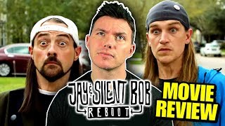 Jay and Silent Bob Reboot - Movie Review