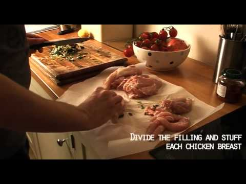 Stuffed Cypriot Chicken &#8211; Jamie Oliver&#8217;s 30 Minute Meals Demonstration