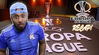 Dinamo Zagreb, Chelsea, Salzburg Eintracht Flying High   Europa League Match Day 4 Recap