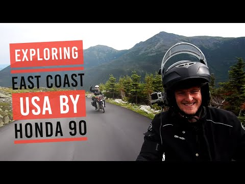 EP8: East Coast USA (Alaska to Argentina motorcycle trip)