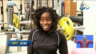 My Job: Sylvia Mbithe makes a living as a fitness trainer