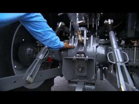 Massey Ferguson HD Series Competitive Comparison