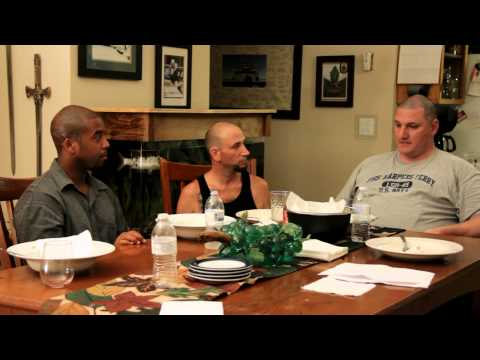 Paralyzed LGBT Navy Commander Brian Delaney: Courage & Leadership (short)