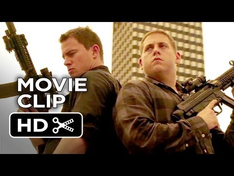 22 Jump Street Movie CLIP - Let's Do This (2014) - Jonah Hill Comedy HD streaming vf