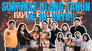 Download lagu The Onsu Family - Suprise Ulang Tahun ke-16 Onyo!!