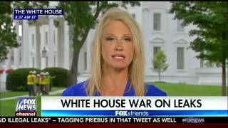 Kellyanne Conway on demoralized government workers