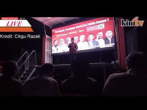 LIVE: Ceramah umum Anwar Ibrahim dari Sg Koyan 1, Cameron Highlands