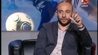 وائل رياض يكشف سر توقف برنامجه الرياضى
