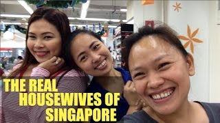 VLOG #215: THE REAL HOUSEWIVES OF SINGAPORE (Dec 19, 2014)