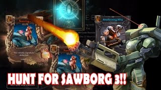 Hunt For SAWBorg Tier 3! | Huge ICE Box Opening | Vainglory