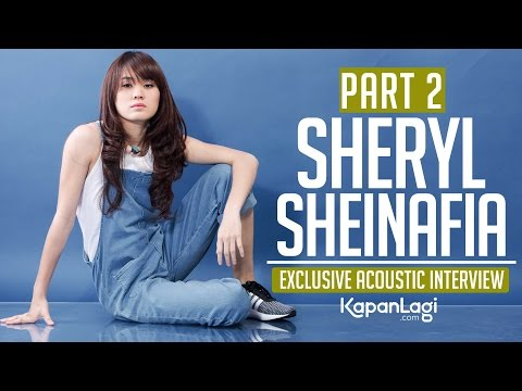 Sheryl Sheinafia - Sebatas Teman [Acoustic Interview Part 2]
