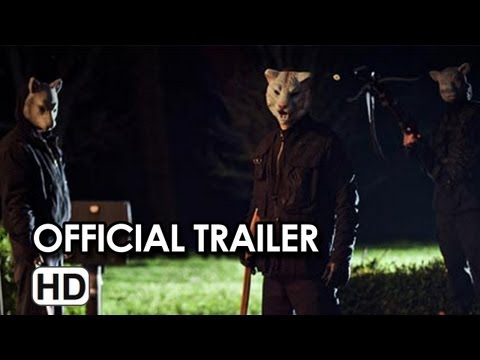 You Re Next Official Trailer 2013 Movie Hd