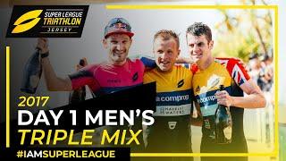 Super League Jersey: FULL Men's Race Day 1 Triple Mix