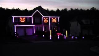 Une maison Gangnam Style pour l'Halloween