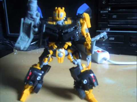 Dotm Human Alliance Dotm Human Alliance Bumblebee