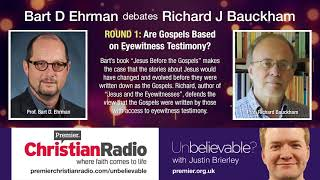 Video: Clement, Ignatius, Polycarp, Justin & Papias quoted from nameless, anonymous Gospels - Bart Ehrman vs Richard Bauckham