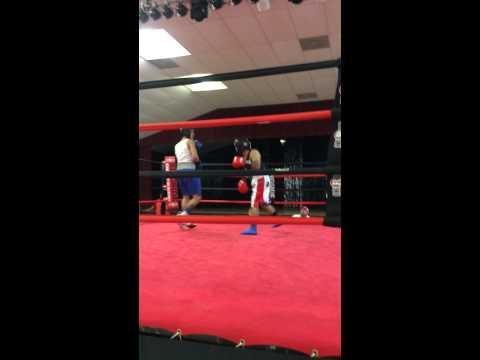 Ramon taveras boxing match