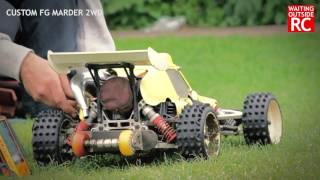 Custom FG Marder 2WD Petrol RC Car