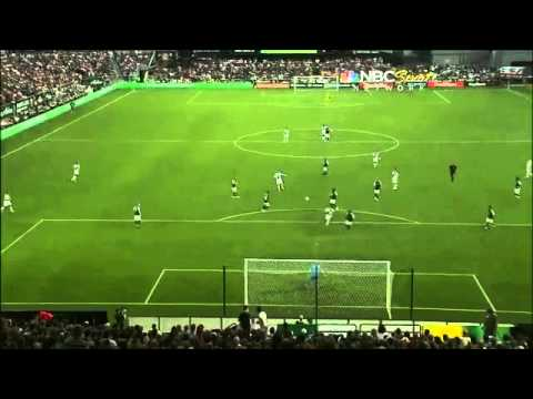 David Beckham Muhteşem Gol